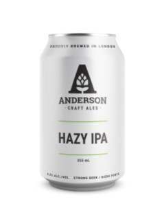 Anderson Craft Ales Hazy IPA