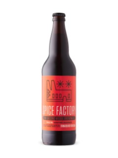 The Second Wedge Brewing Co Spice Factory Winter Warmer