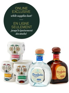 Don Julio Tequila Day of the Dead Online Exclusive