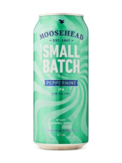 Moosehead Small Batch Peppermint IPA