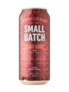 Moosehead Small Batch Irish Red
