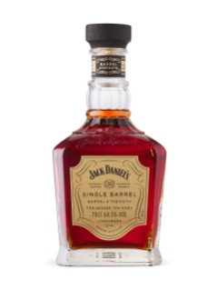 Jack Daniel's Single Barrel Barrel Proof Whiskey