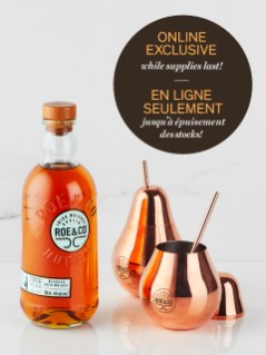 Roe & Co Blended Irish Whiskey Online Exclusive