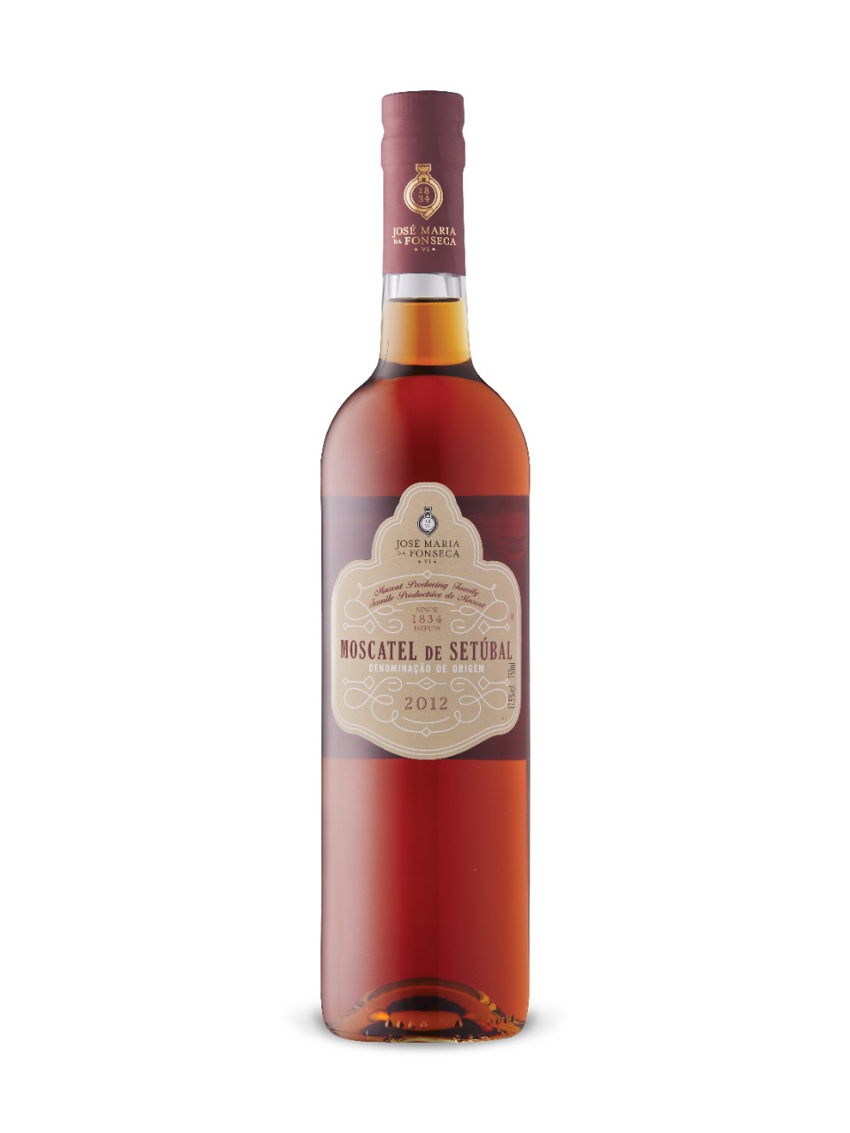 Image for Jose Maria Fonseca Moscatel de Setubal 2012 from LCBO