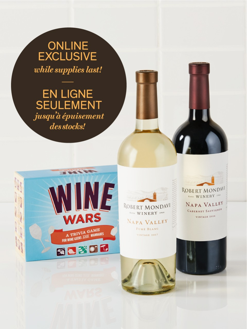 Image for Robert Mondavi Napa Valley Wine Special Offer from LCBO