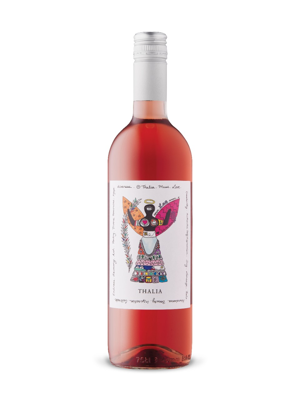 Image for Thalia Rosé from LCBO