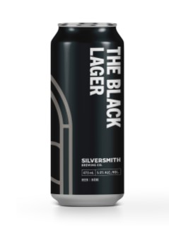 Silversmith Brewing Co The Black Lager