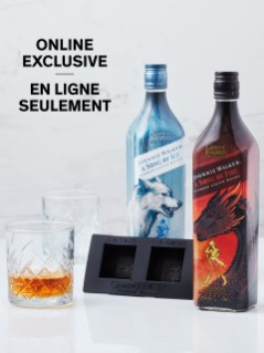 Johnnie Walker A Song Of Fire & Ice Collection Online Exclusive