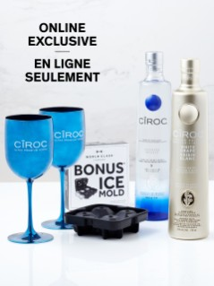 Ciroc Diamond Ice Online Exclusive