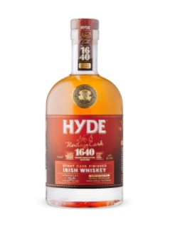 1640 Hyde Stout Cask Finished Irish Whiskey
