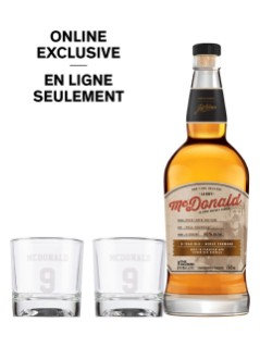 Alumni Whisky Series Lanny McDonald Online Exclusive