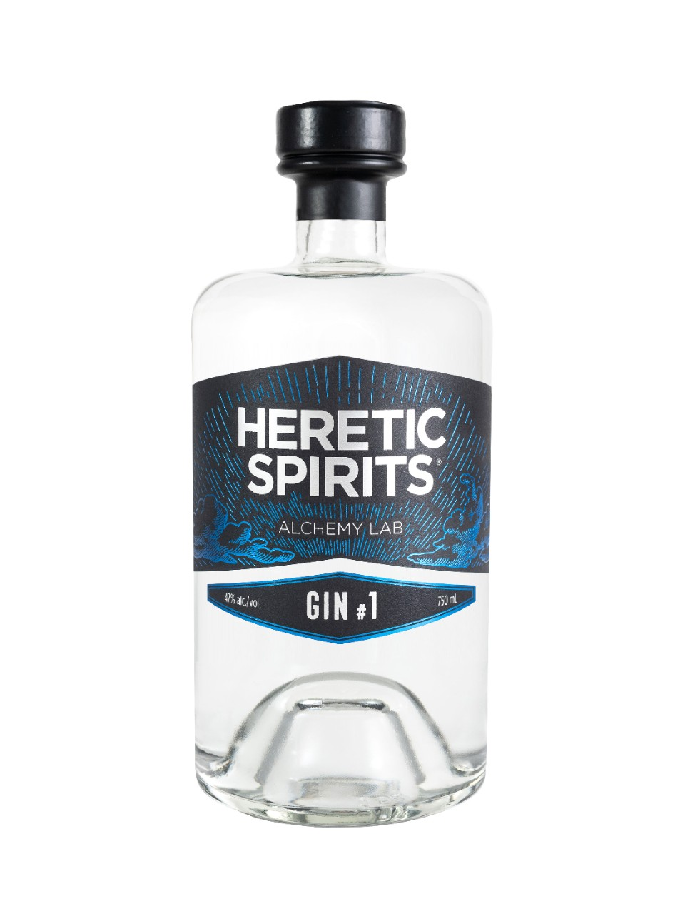 Image for Heretic Spirits Gin #1 from LCBO