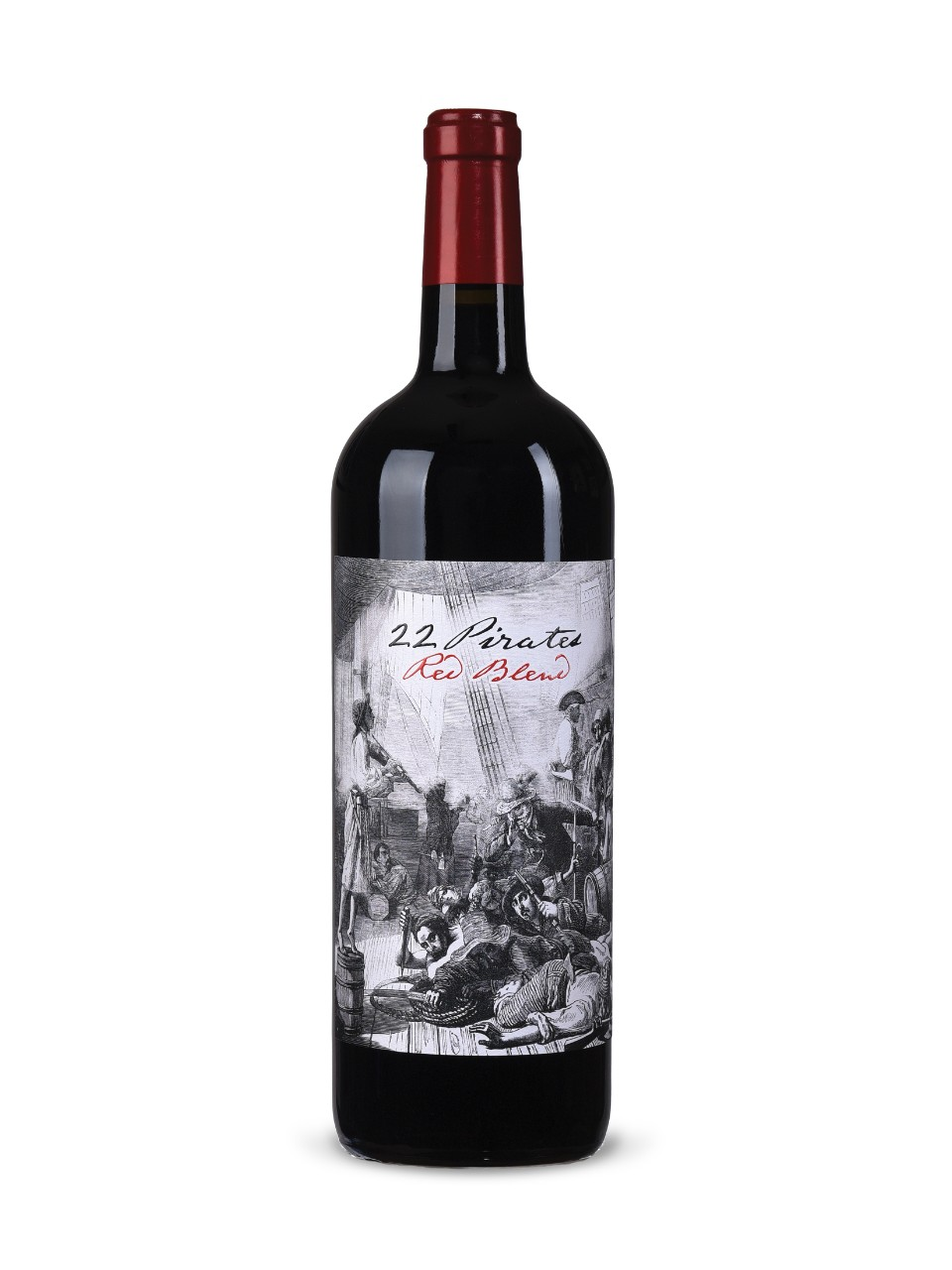 Clos La Chance 22 Pirates Red Blend 2017 from LCBO