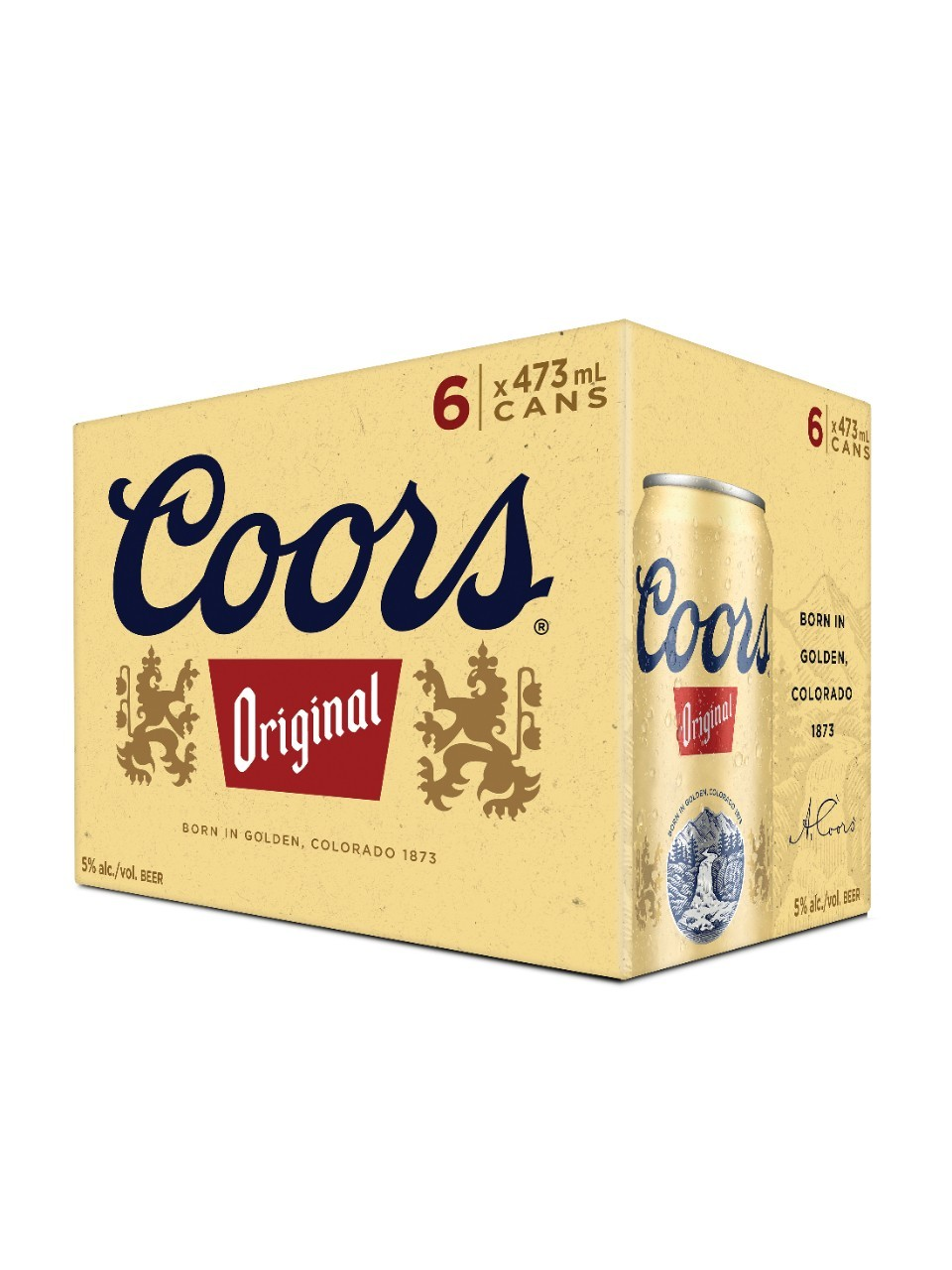 Image for Coors Original from LCBO