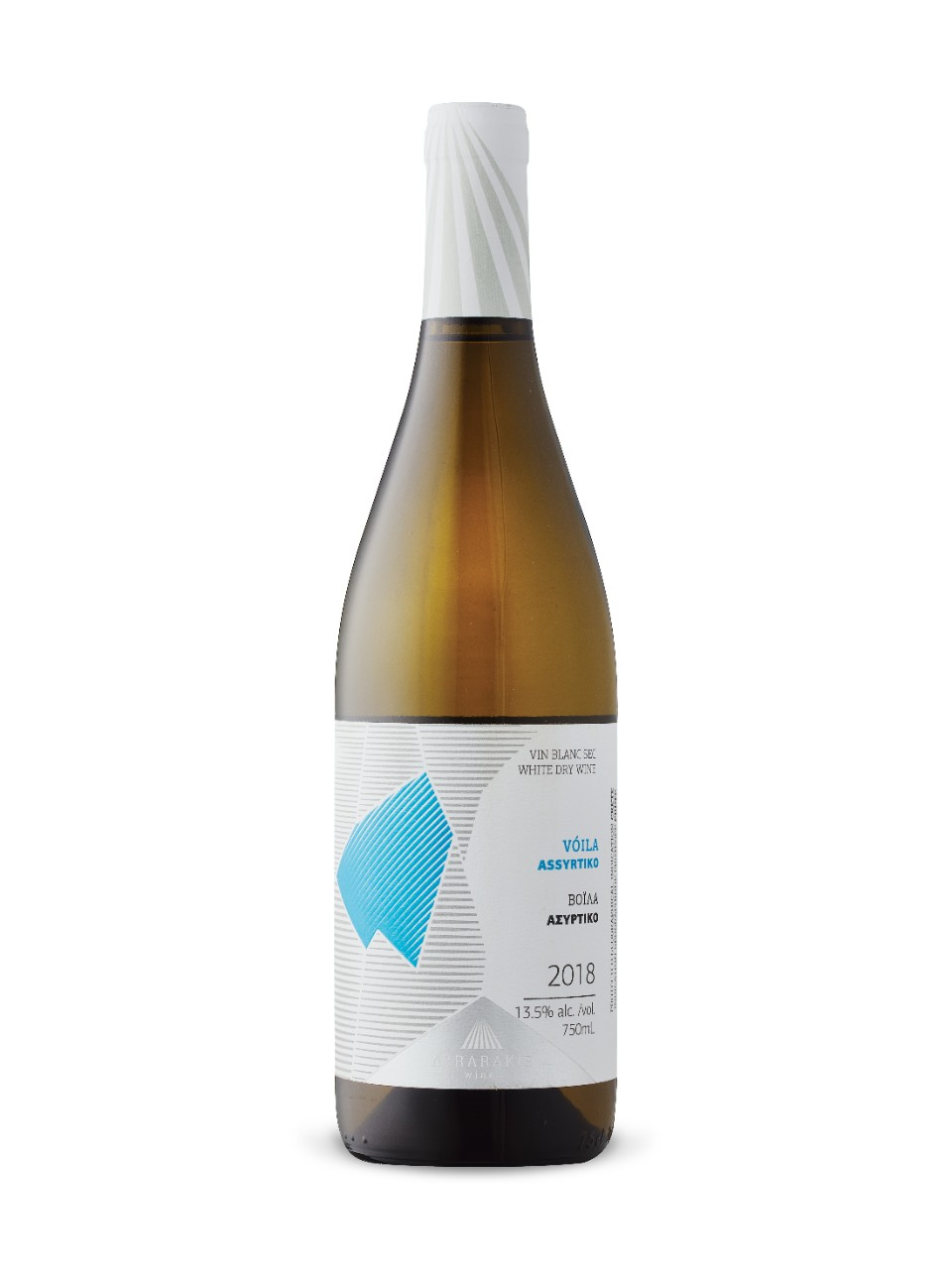 Image for Lyrarakis Vóila Assyrtiko 2018 from LCBO