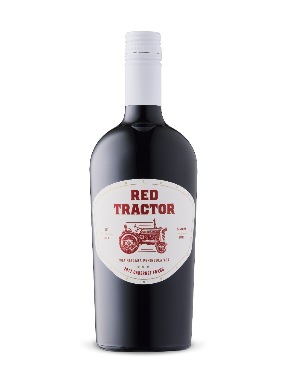 Creekside Red Tractor Cabernet Franc 2017 from LCBO