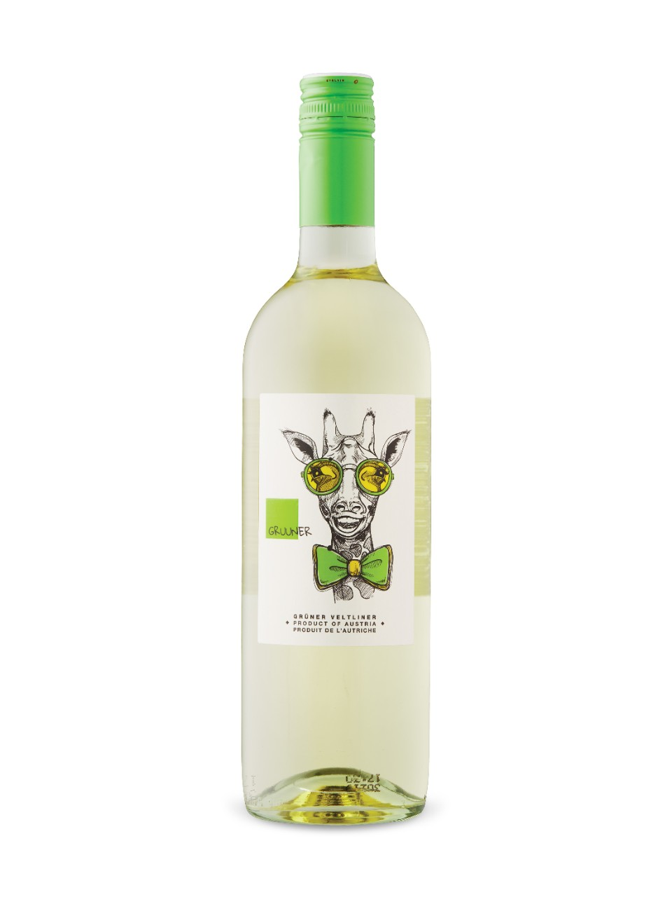 Image for Forstreiter Gruuner Grüner Vetliner 2018 from LCBO