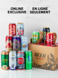 Holiday Beer Discovery Pack: Iconic Beers