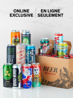 Holiday Beer Discovery Pack: IPAs