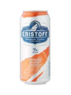 Eristoff Orange Splash
