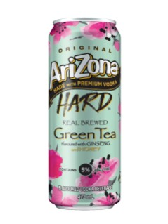 Arizona Hard Green Tea