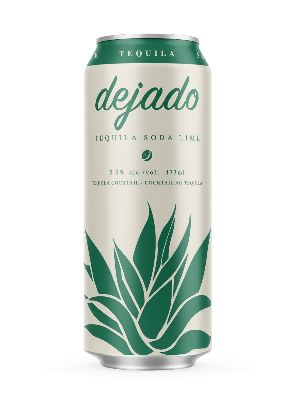 Dejado Tequila Soda Lime from LCBO
