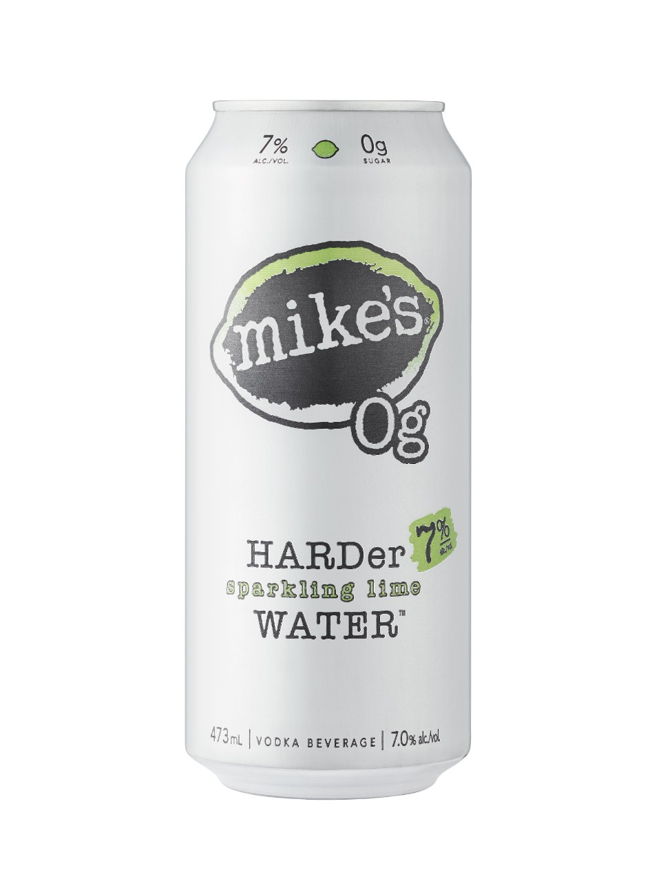Image for Mike's Hard Sparkling Water Lime from LCBO