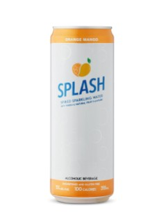 Splash Orange Mango