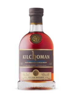 Kilchoman Str Cask Matured Islay Single Malt