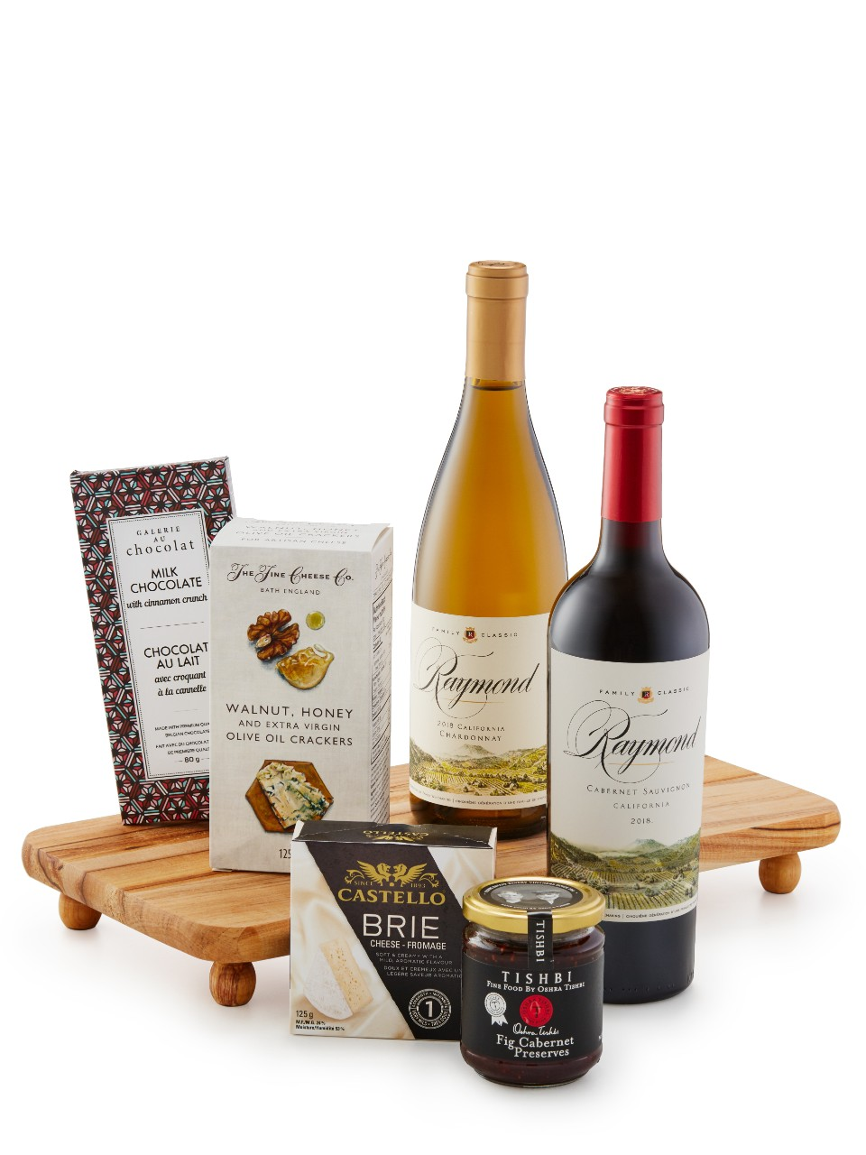 Image for Raymond Family Wines Gift Basket from LCBO