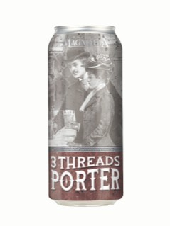 Magnotta Brewery 3 Threads Porter