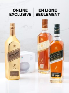 Johnnie Walker with FREE Google Home Mini