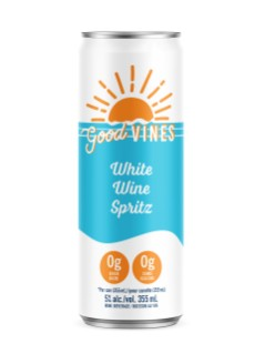 Good Vines White Wine Spritz