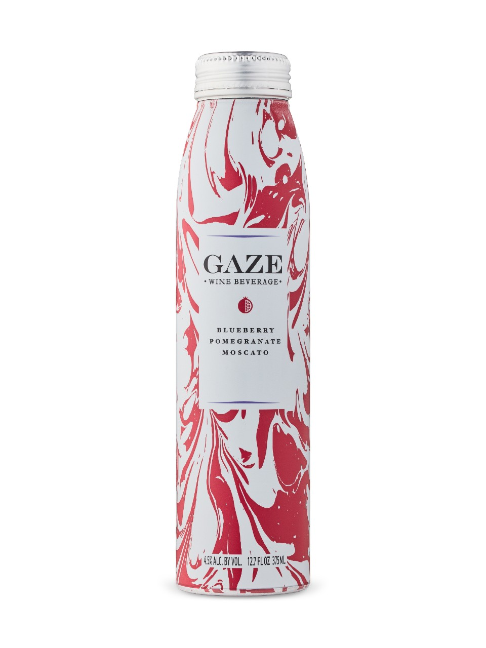 Image for Gaze Blueberry Pomegranate Moscato Wine Cocktail from LCBO