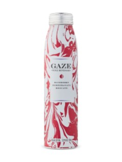 Gaze Blueberry Pomegranate Moscato Wine Cocktail