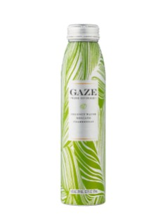 Gaze Coconut Water Moscato Chardonnay Wine Cocktail