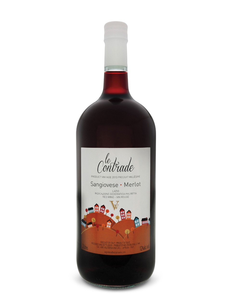 Image for Velletri Le Contrade Red IGP from LCBO