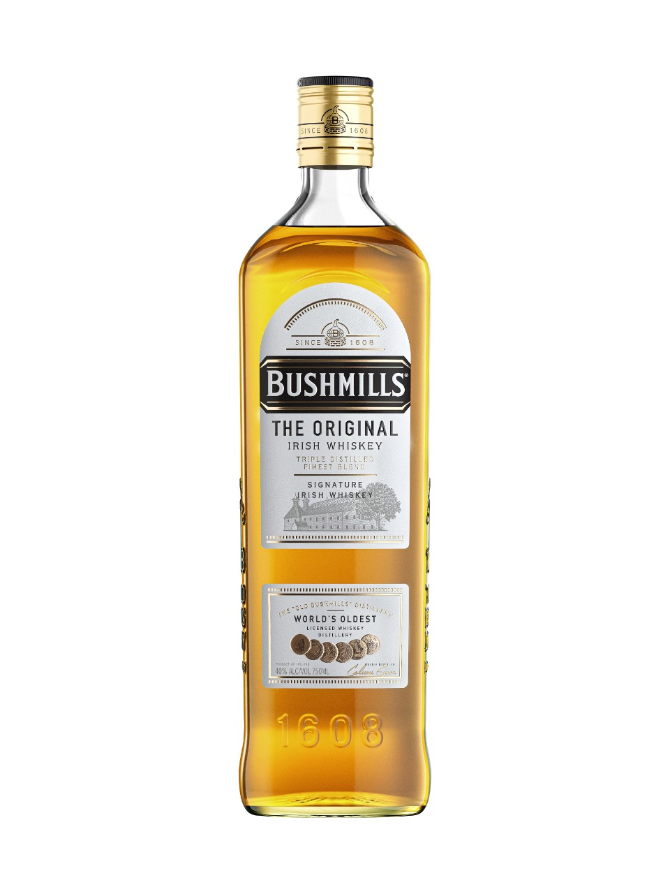 Image for Bushmills Irish Whiskey from LCBO