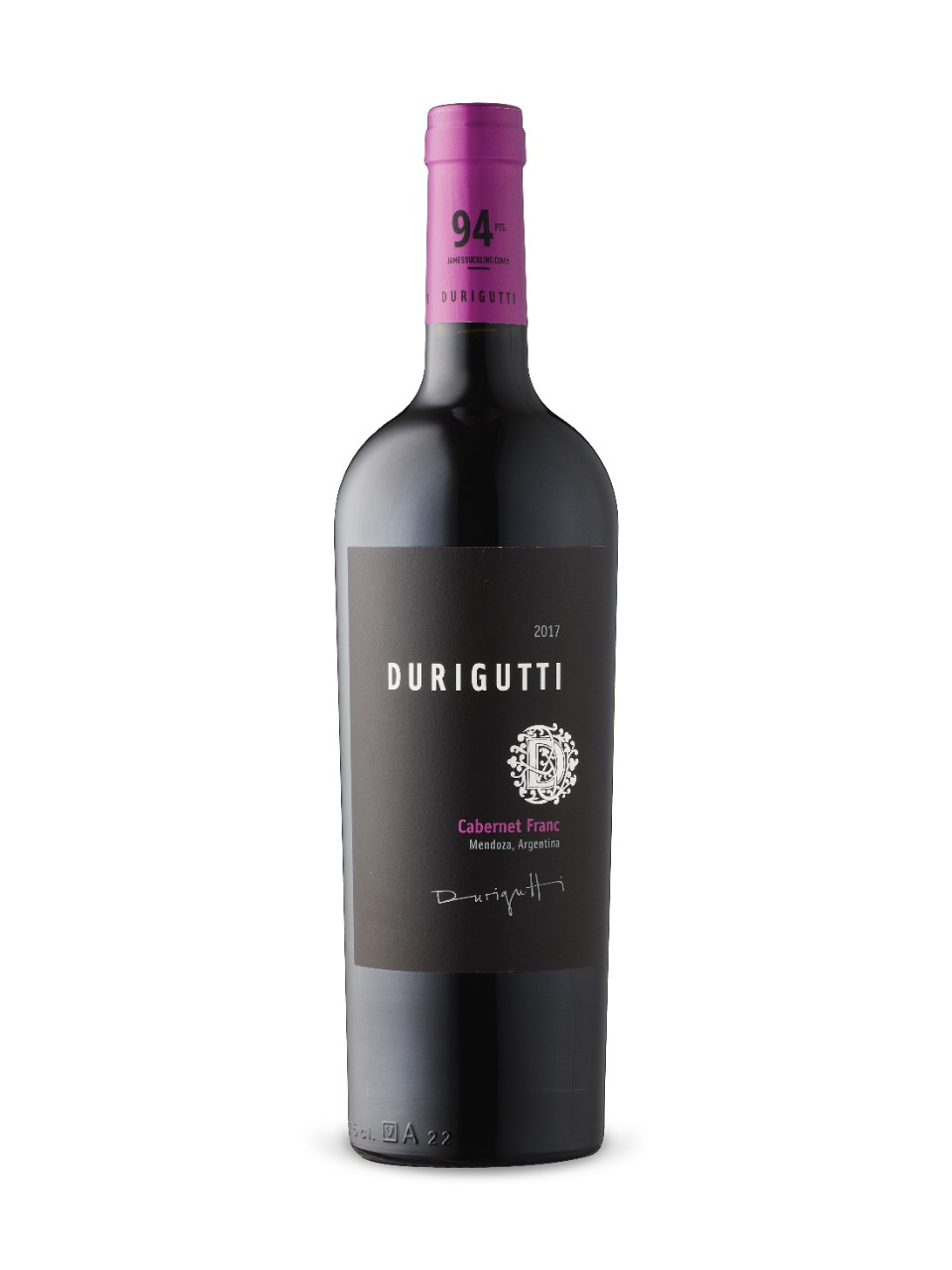 Image for Durigutti Cabernet Franc 2017 from LCBO