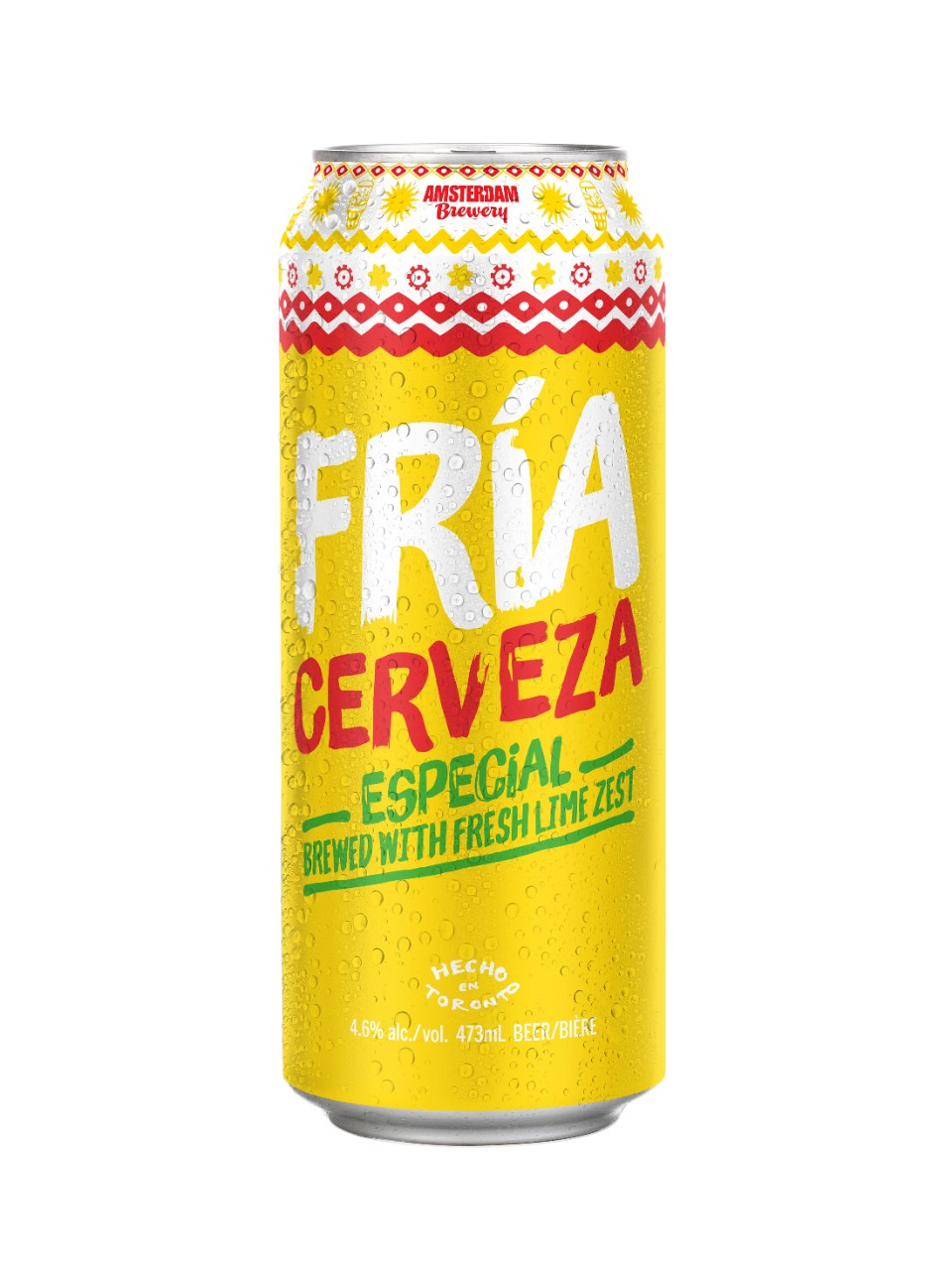 Image for Amsterdam Fria Cervesa from LCBO