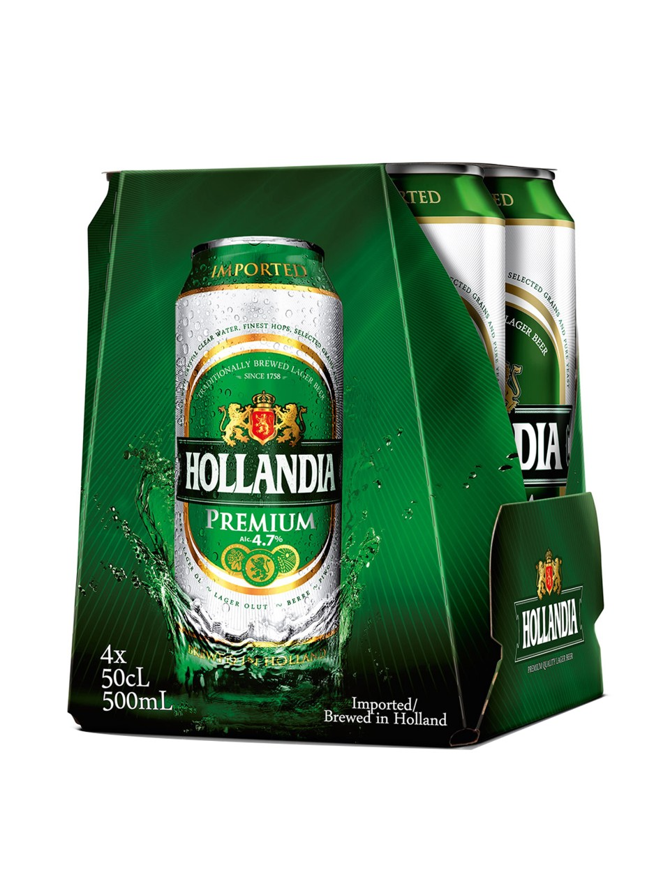 Hollandia Lager from LCBO