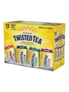 Twisted Tea Party Pack