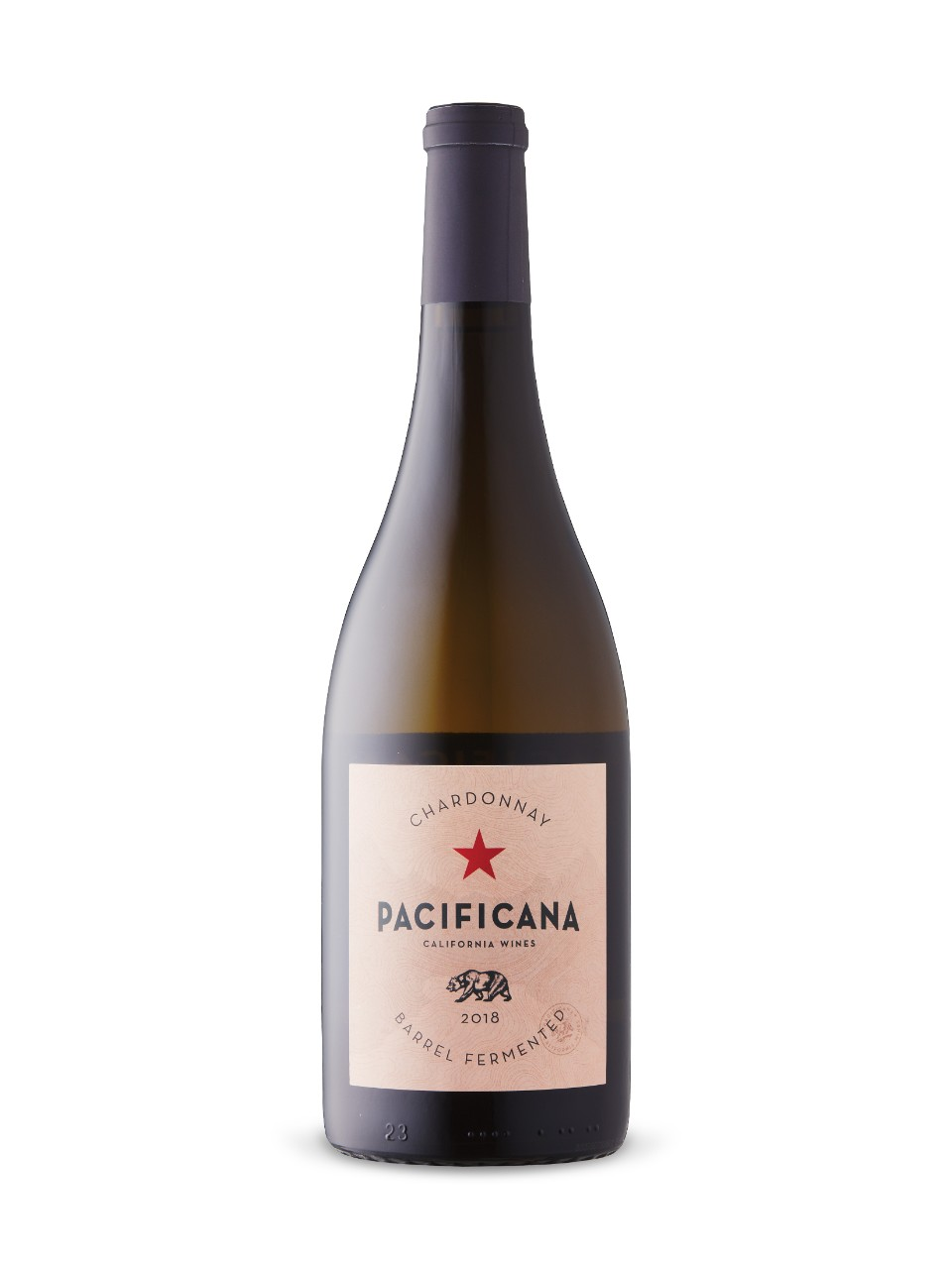 Pacificana Barrel Fermented Chardonnay 2018 from LCBO
