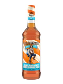 Rhum aromatisé Captain Morgan Orange Vanilla Twist