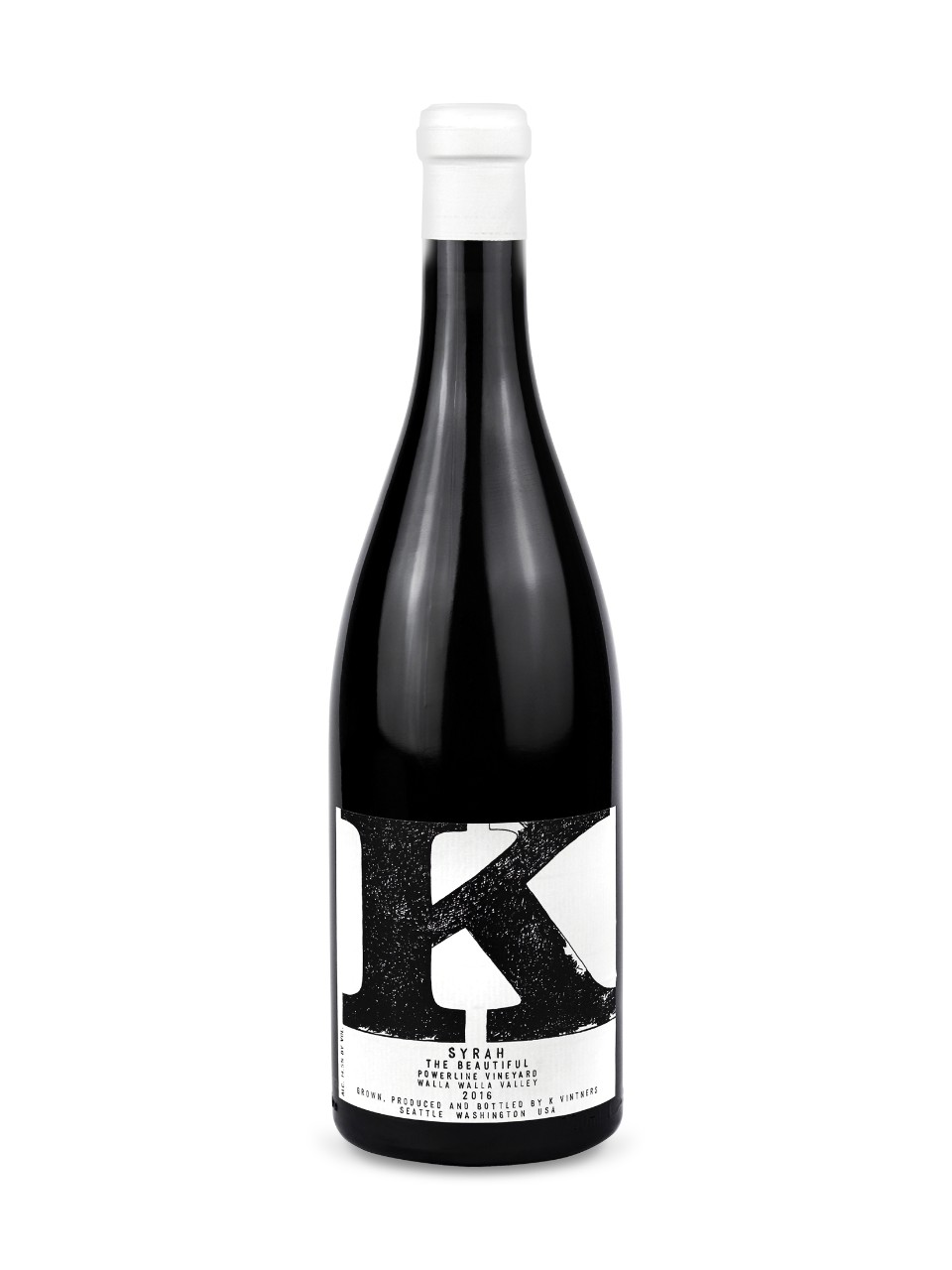 K Vintners The Beautiful Syrah 2016 from LCBO