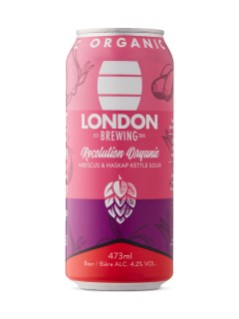 London Brewing Hibiscus & Haskap Kettle Sour