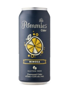 Pommies Mimosa Cider