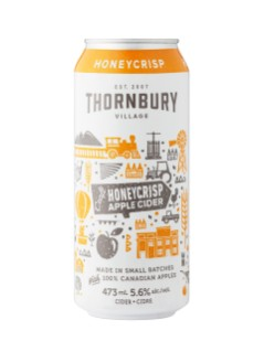 Thornbury Village Honeycrisp Apple Cider