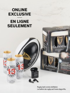 Guinness Online Exclusive
