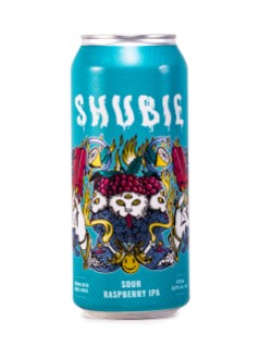 Wellington Brewery Shubie Sour Raspberry IPA